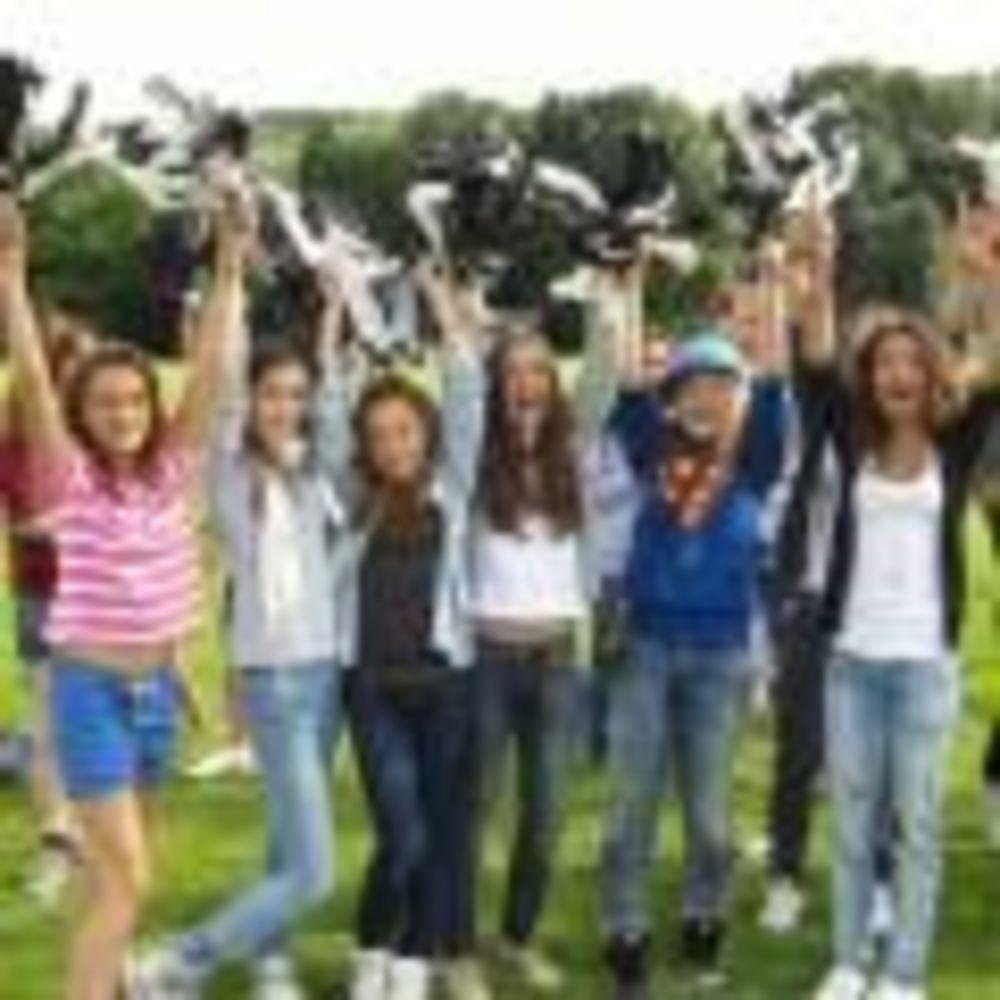 Дети Plumpton College
