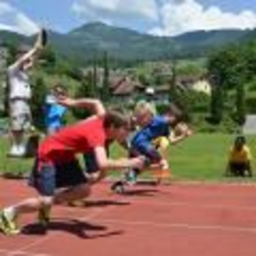 Дети спорт St George's School Summer Camp