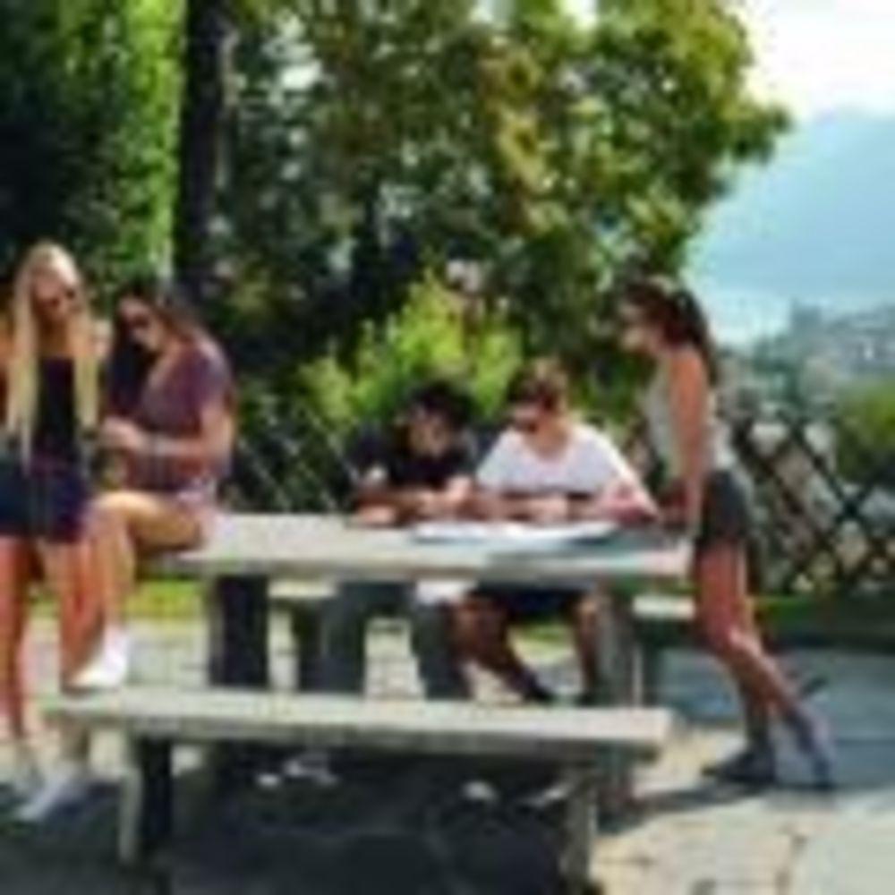 Дети TASIS Summer School
