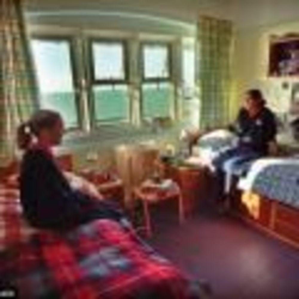 девочки в резиденции Roedean School