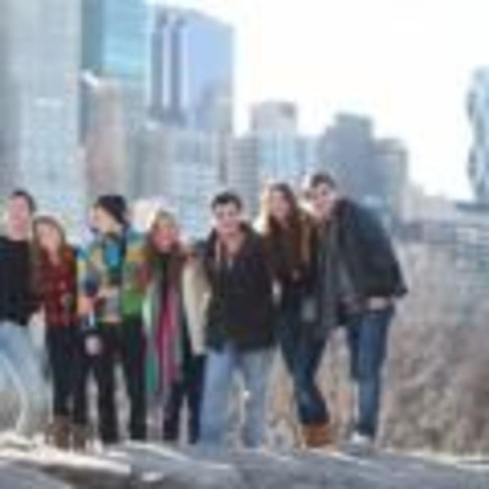 студенты школы Rennert New York School