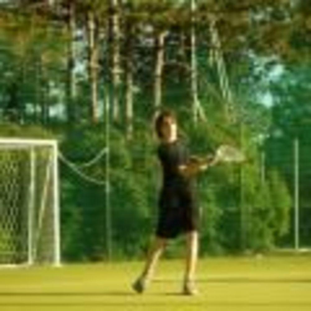 """занятия теннисом MB International Summer Camp Lignano - компания """"Аспект"""""""