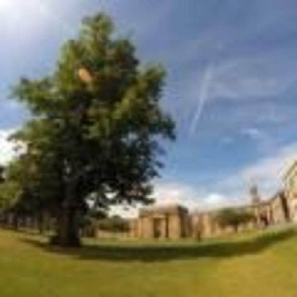 Двор Royal Russell School