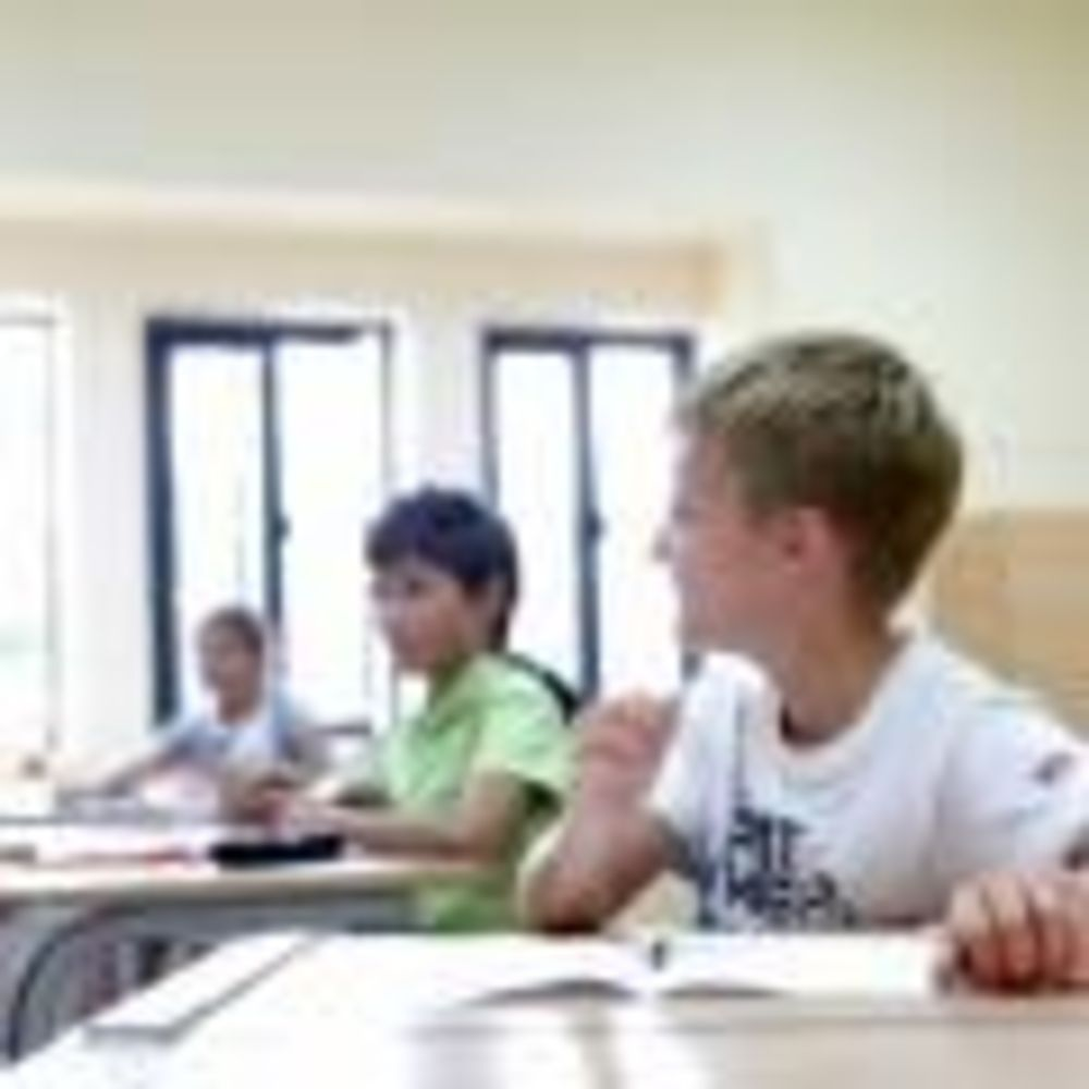 студенты школы EC St. Martin's College