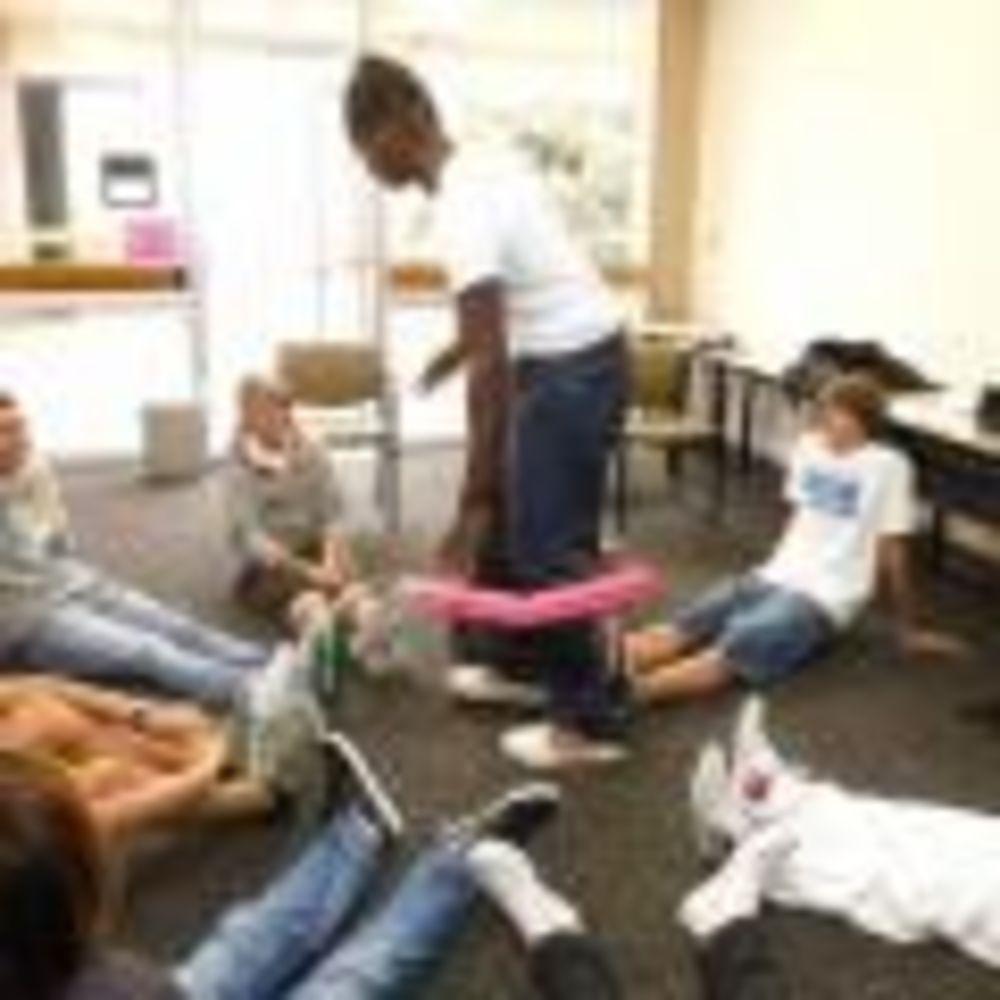 ELC Santa Barbara студенты отдыхают