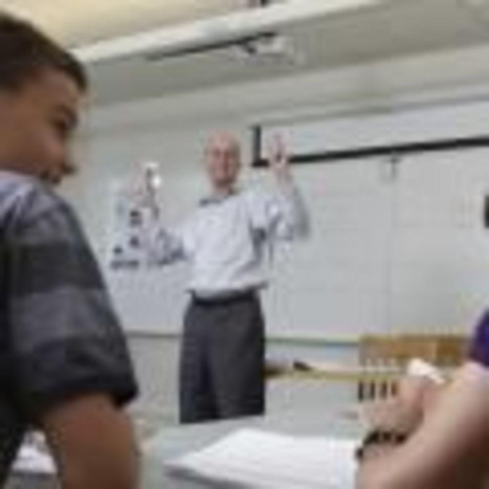 ELC Santa Barbara занятия в классе
