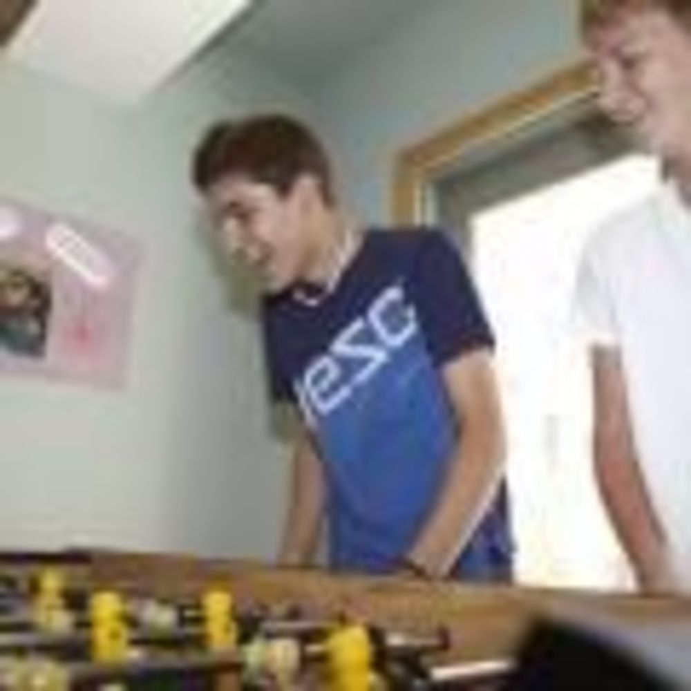 ELC Wheelock College игровая комната