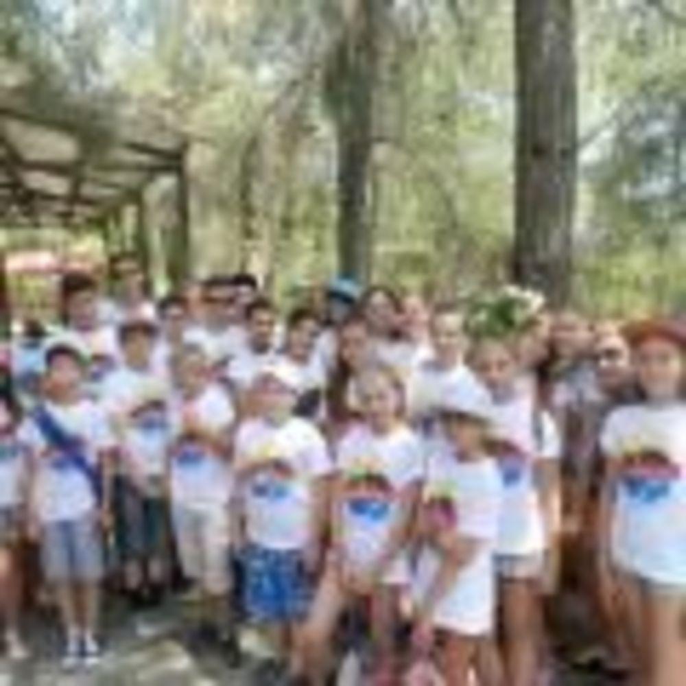 English Quest Camp участники лагеря