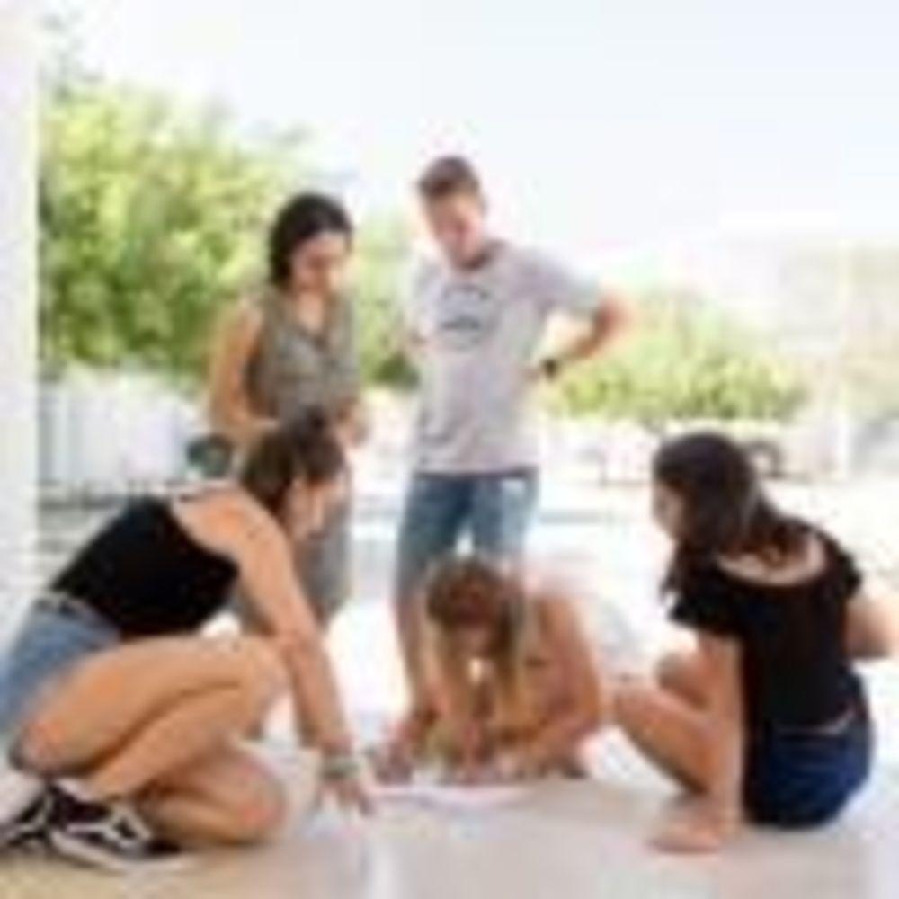 Досуг в лагере English in Cyprus