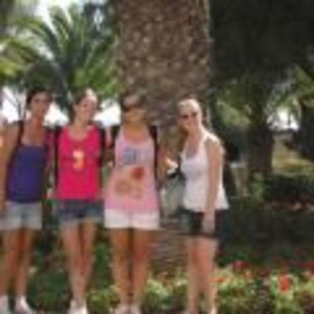 Eurocentres Malta дети на экскурсии