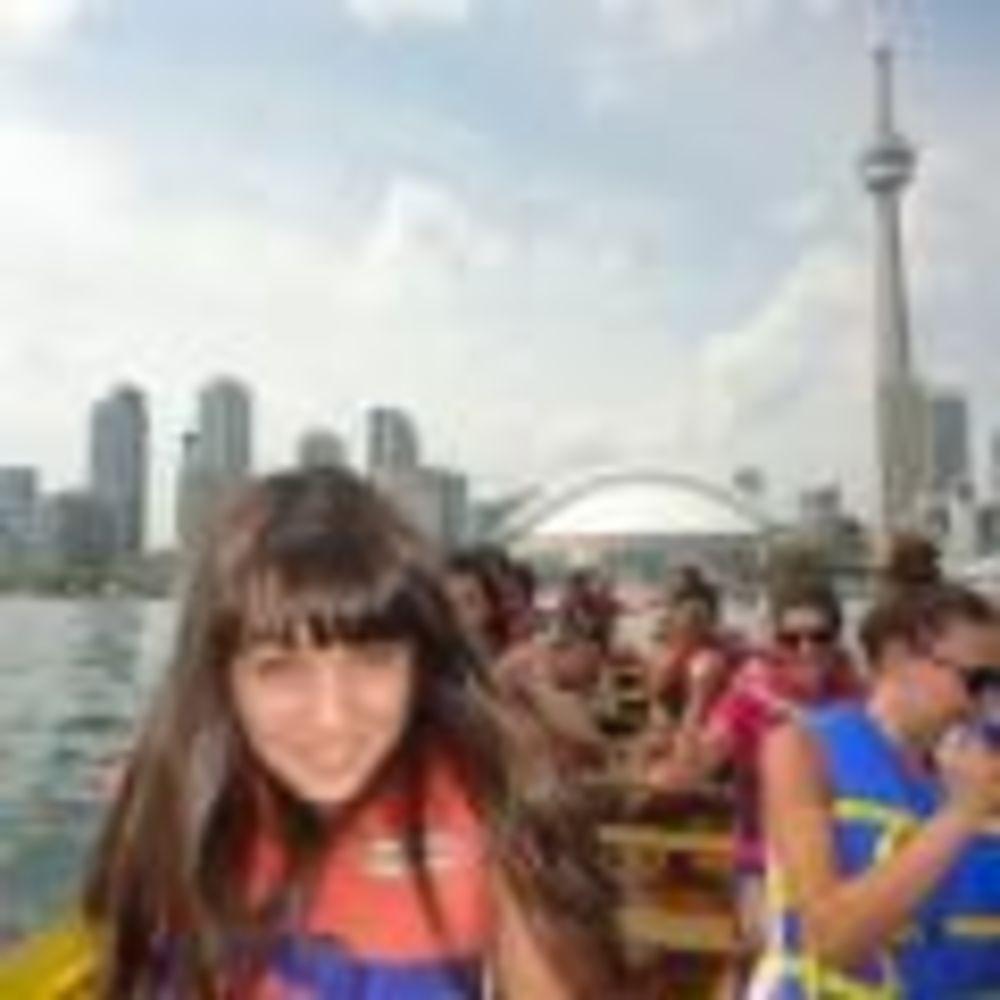 Eurocentres Toronto прогулка по городу