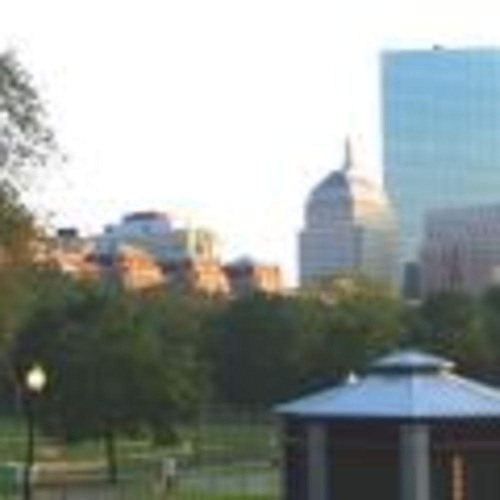 парк FLS Boston Commons