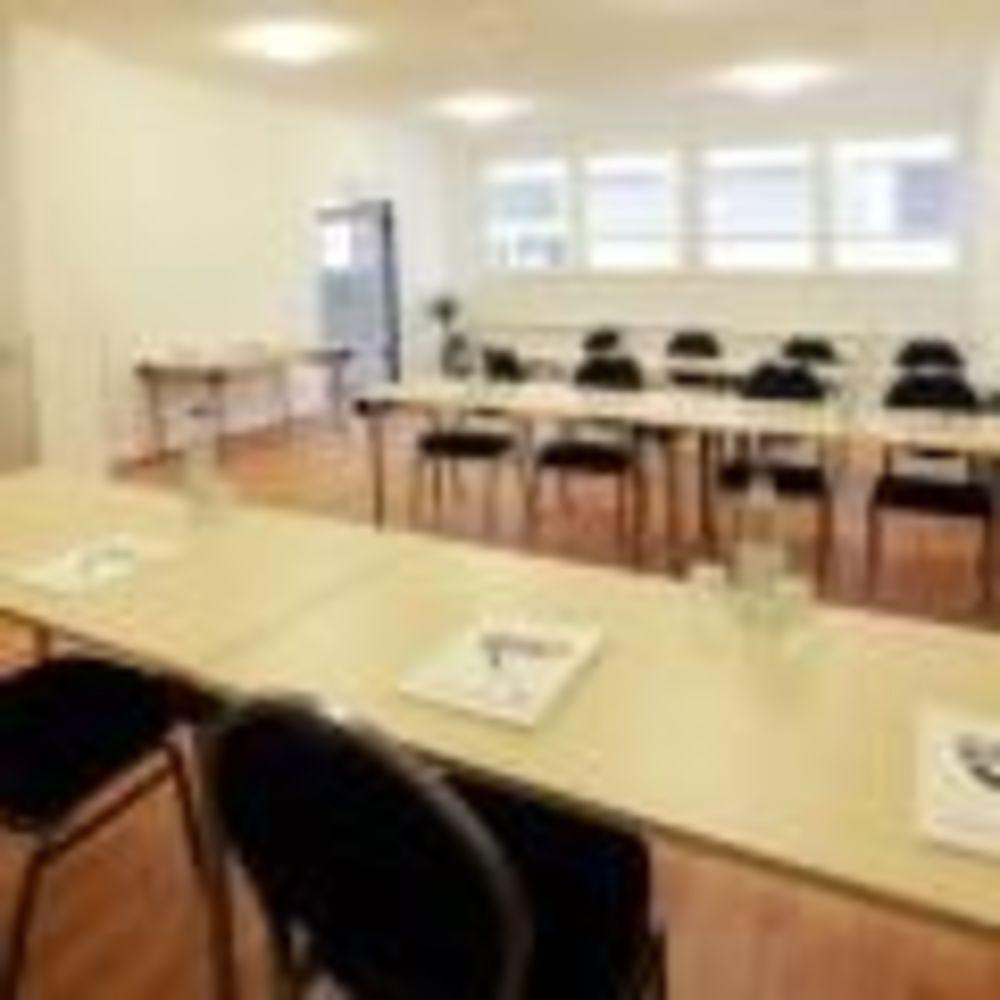 учебный класс в школе DID Frankfurt am Main