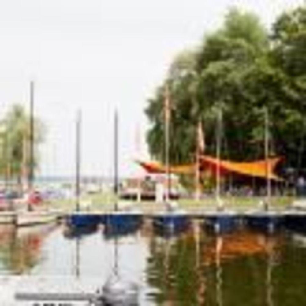 GLS Berlin Watersports лодки на озере