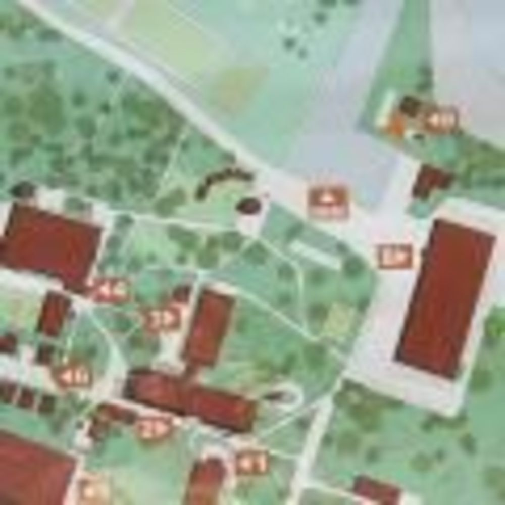 GLS Berlin Watersports план территории центра