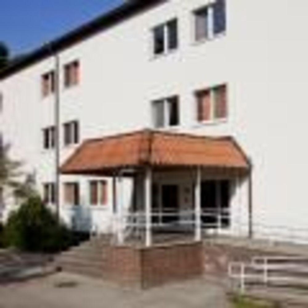 GLS Berlin Watersports здание на территории школы