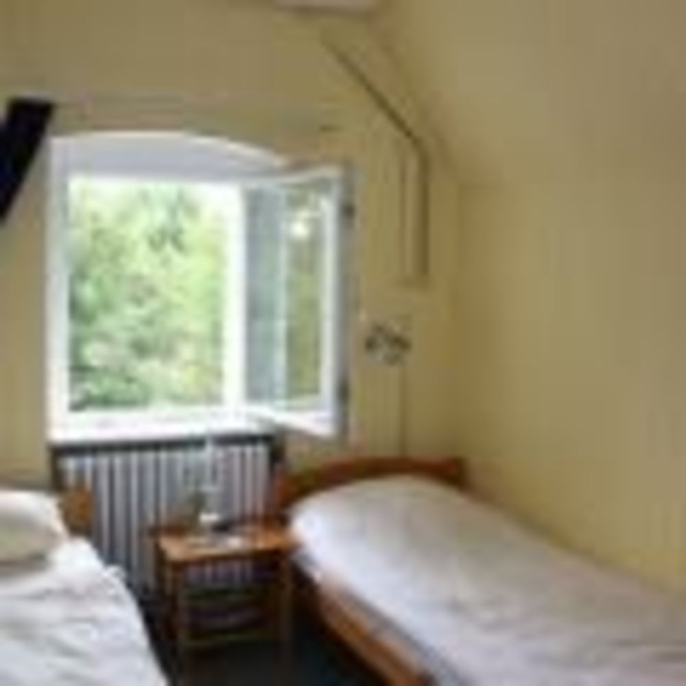 GLS Berlin, Berlin Villa комната в резиденции