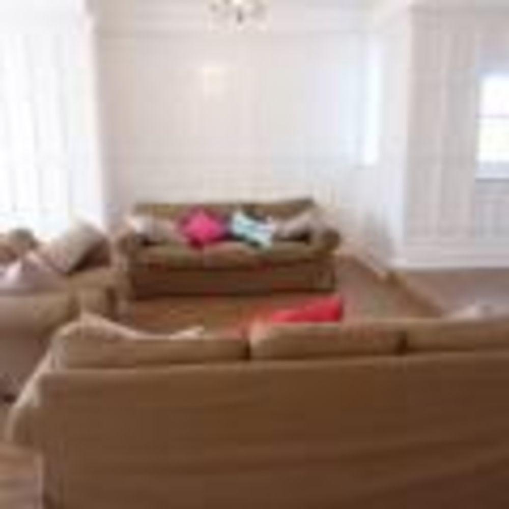 гостиная в резиденции Earlscliffe College