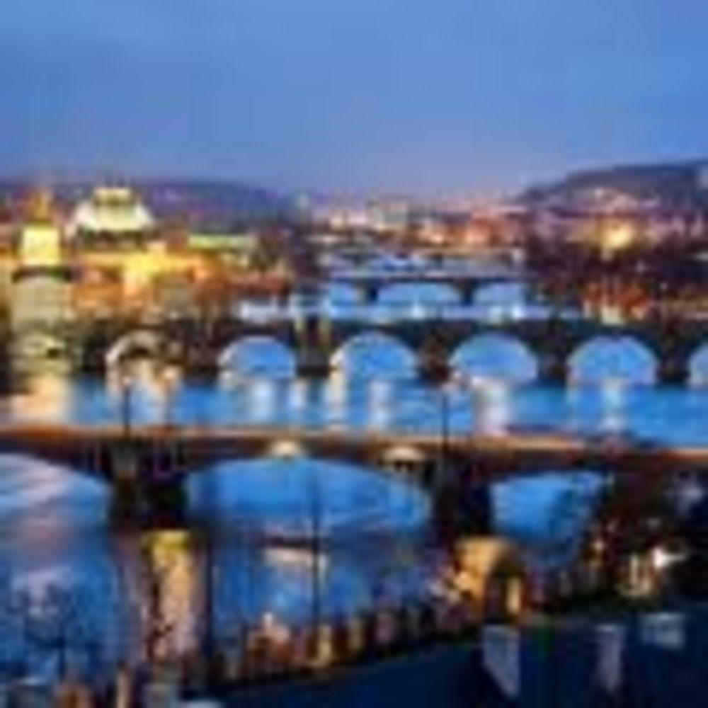 GoStudy вечерняя экскурсия по Праге