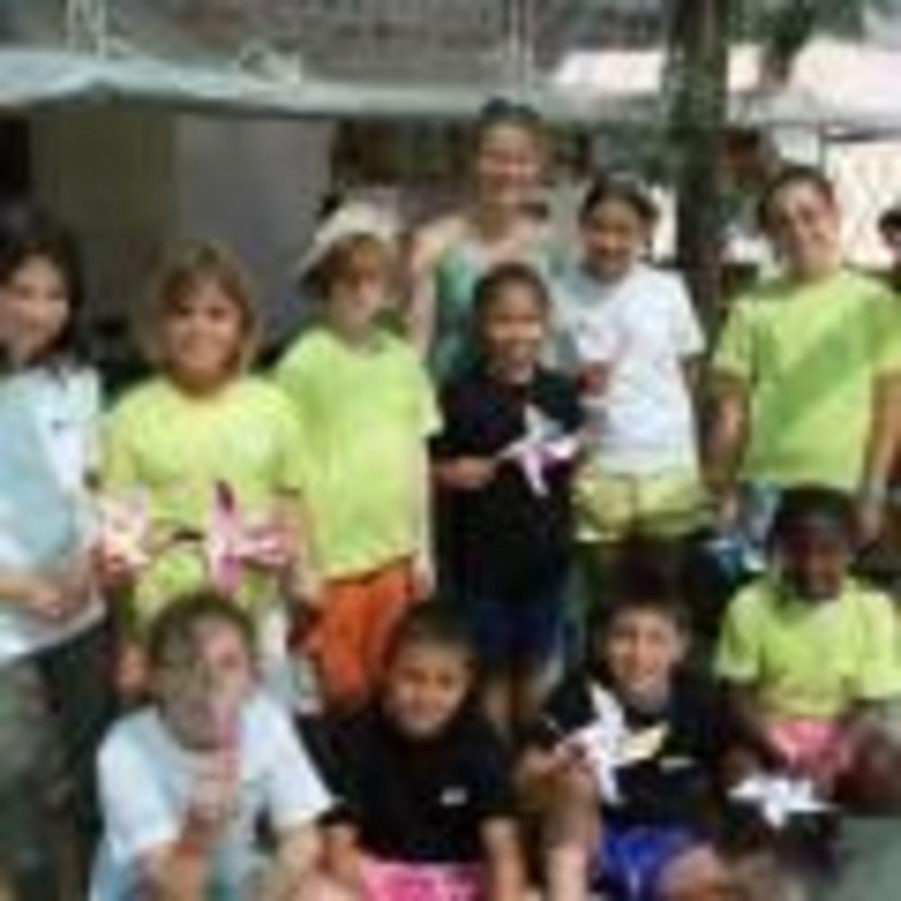 GV Malta School дети на каникулах на Мальте