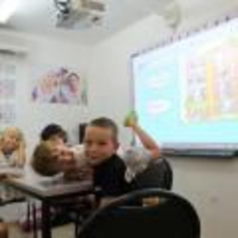 GV Malta School дети на занятиях в классе
