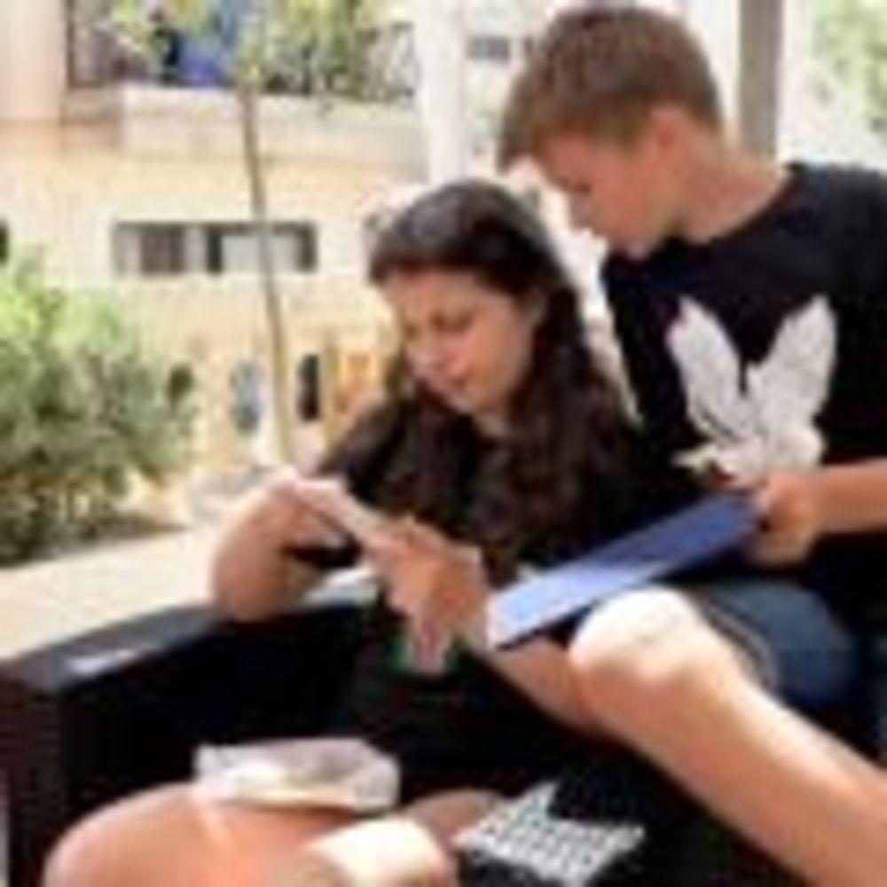 GV Malta семья учится