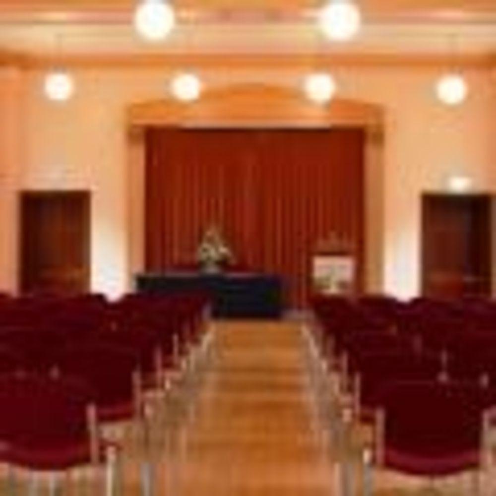 Холл Marino Institute