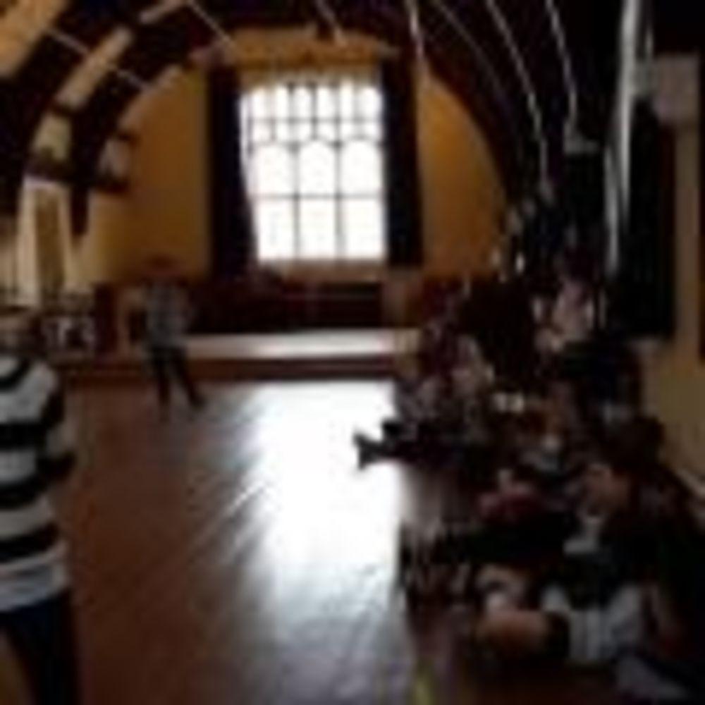 Холл St Columba's College