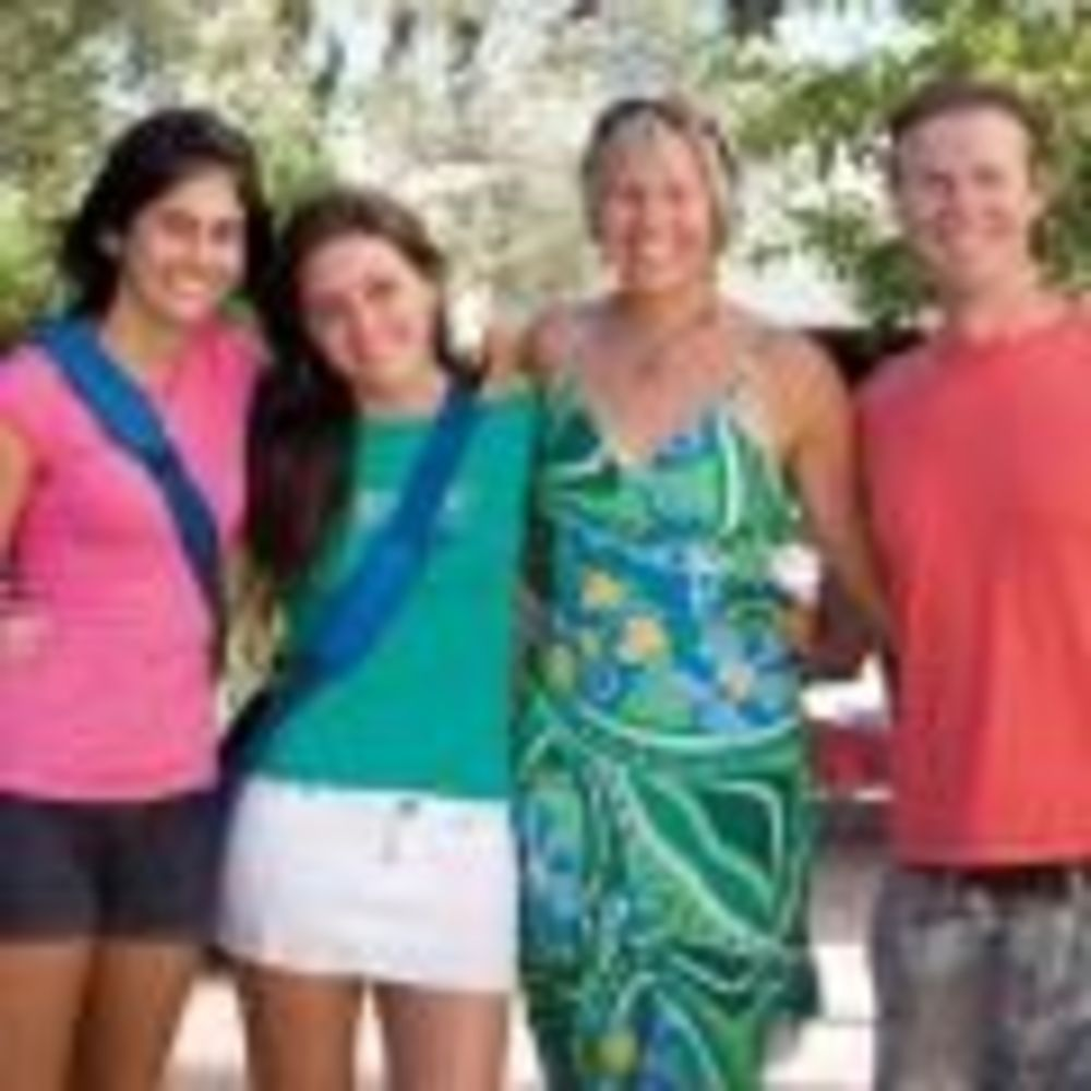 TALK Miami Beach Принимающая семья