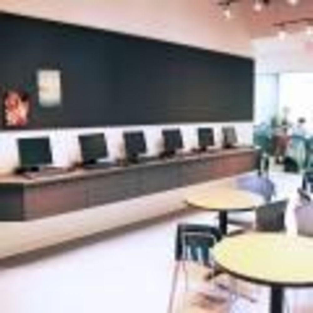 интерьер кампуса ILSC в Ванкувере