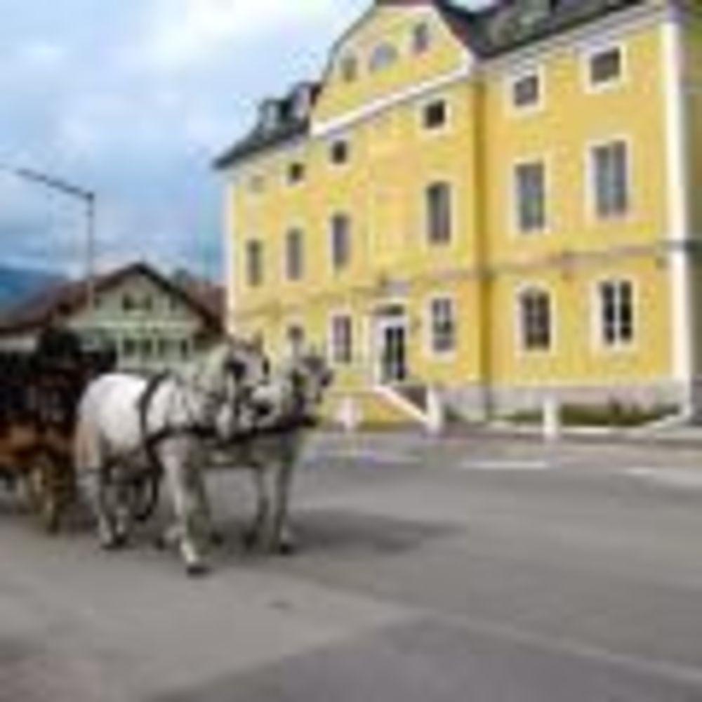 здание школы American International School Salzburg
