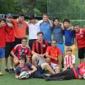спортивные занятия в школе Townshend International School