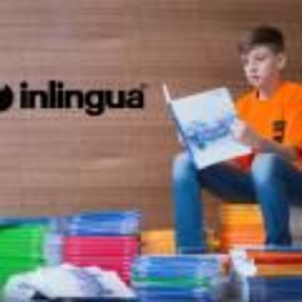 Inlingua Malta парень читает