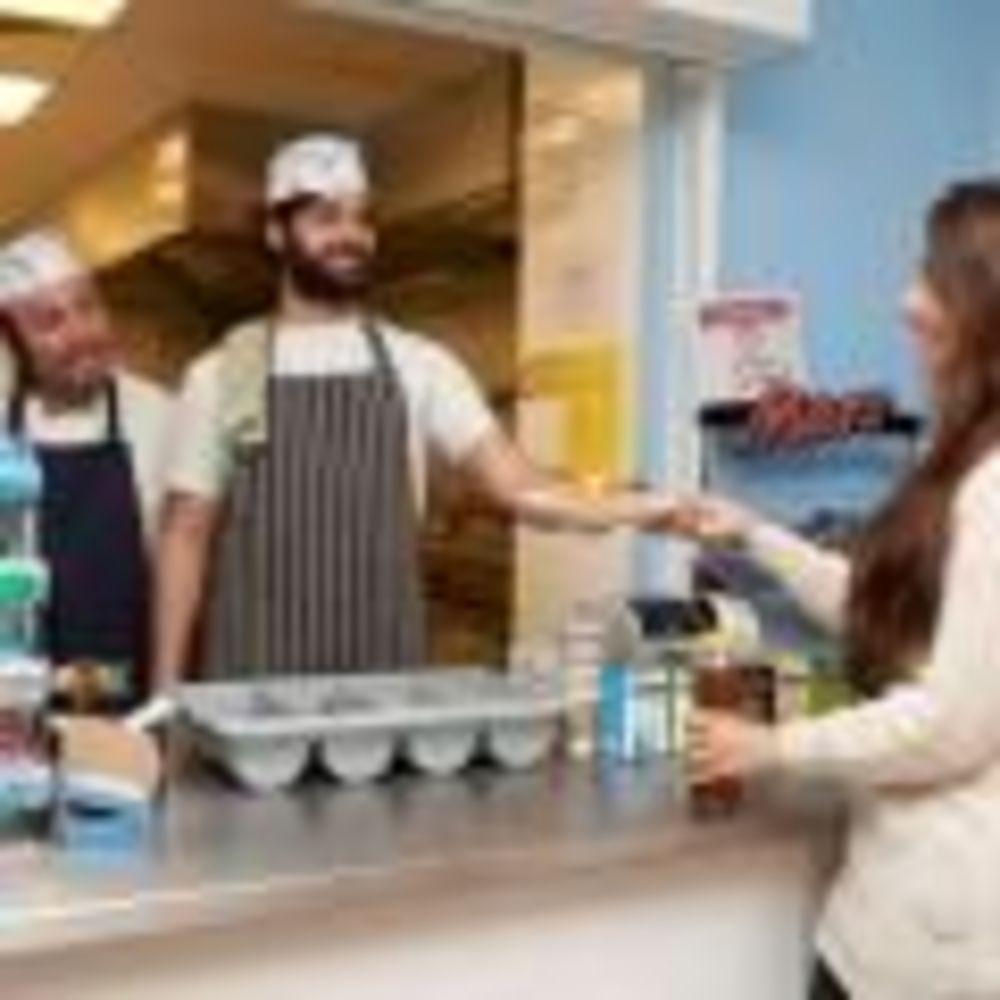 Кафетерий St Giles Brighton