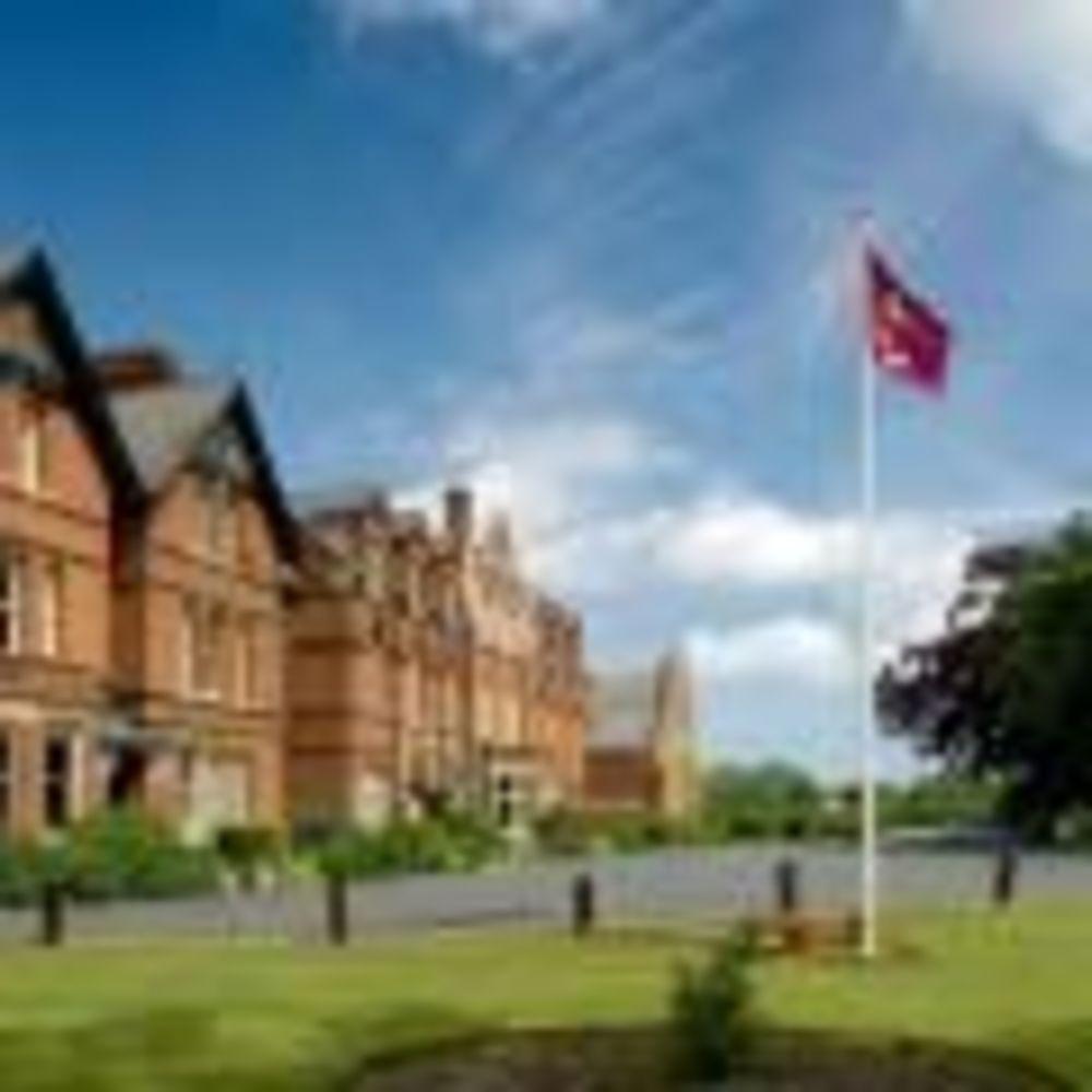 кампус школы Kent College Canterbury