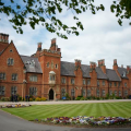 кампус школы Ratcliffe College