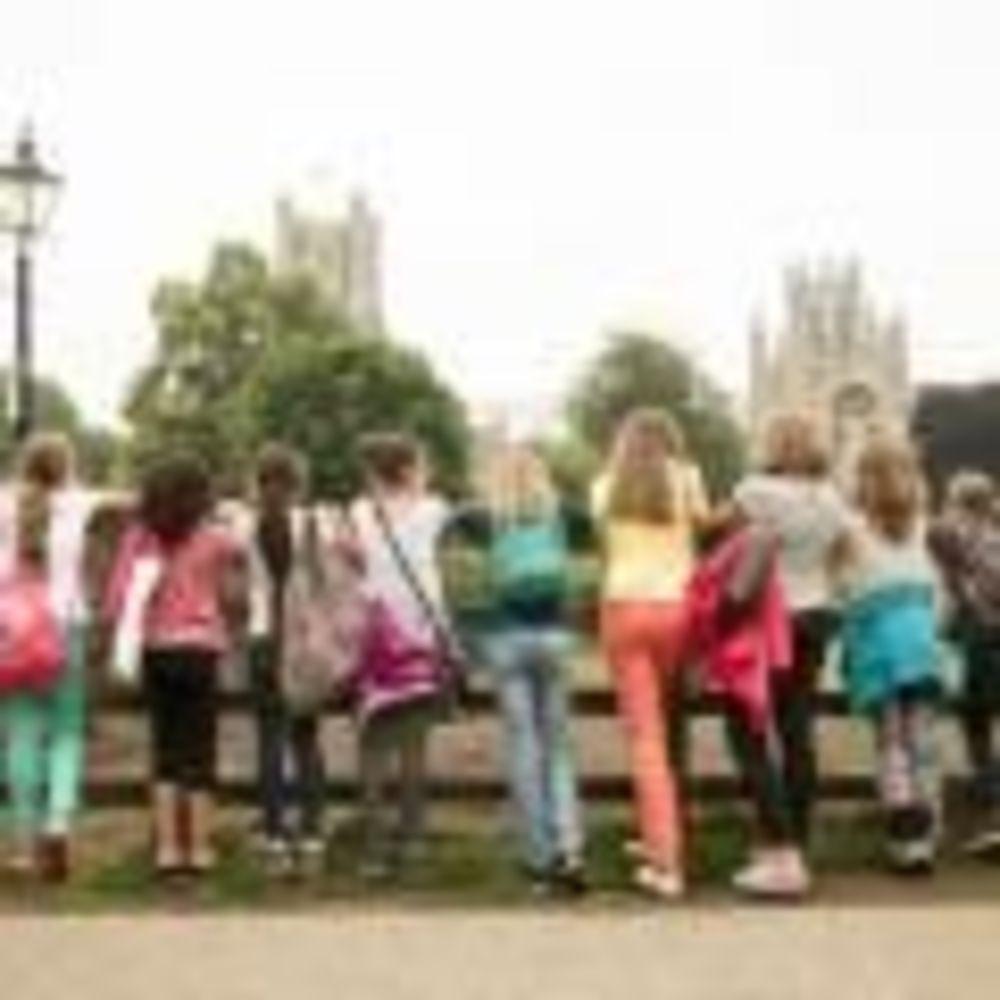 King's Ely Summer School на экскурсии