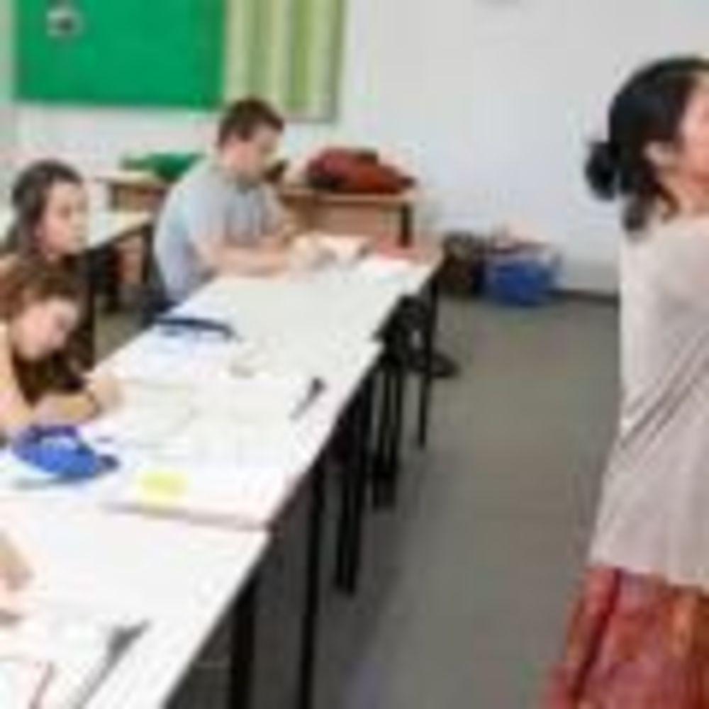 Класс Brillantmont International School. Аспект - Образование за рубежом.
