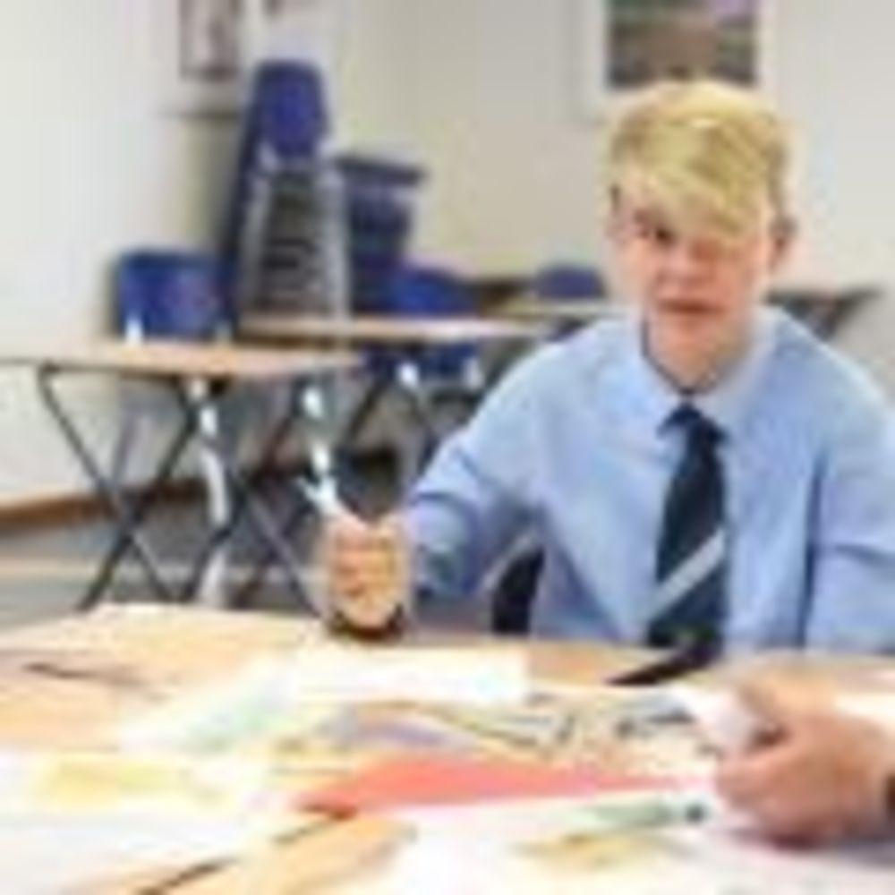 Класс St Gerard's School
