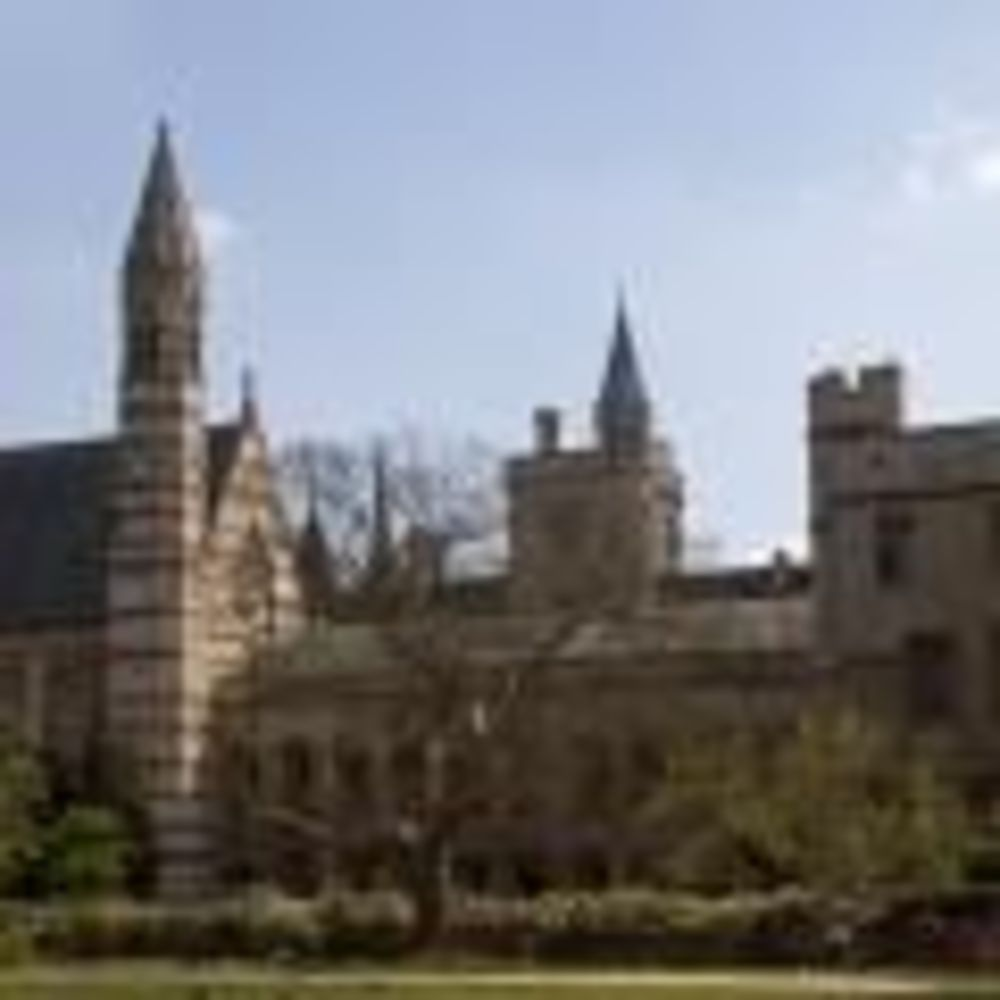 Колледж Balliol College. Аспект - Обучение за рубежом.