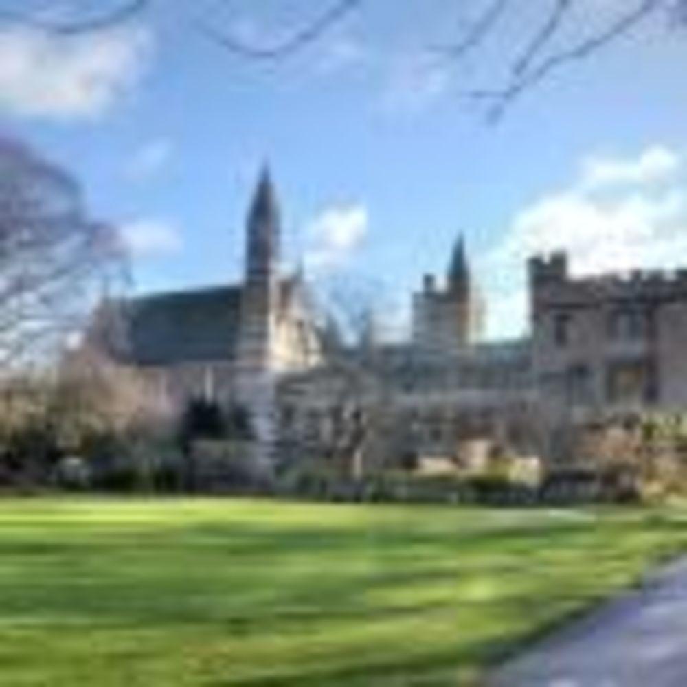 Колледж 2 Balliol College. Аспект - Обучение за рубежом.
