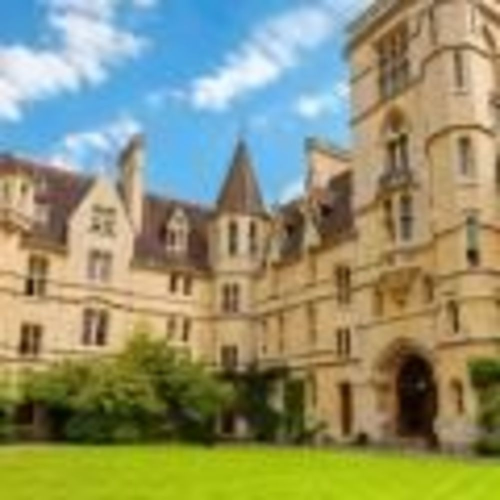 Колледж 3 Balliol College. Аспект - Обучение за рубежом.