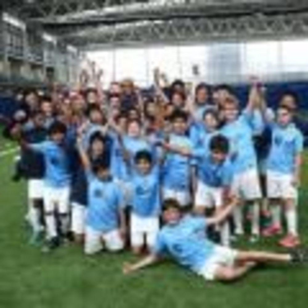 Компани 2 City Football Schools.  Аспект - Обучение за рубежом.