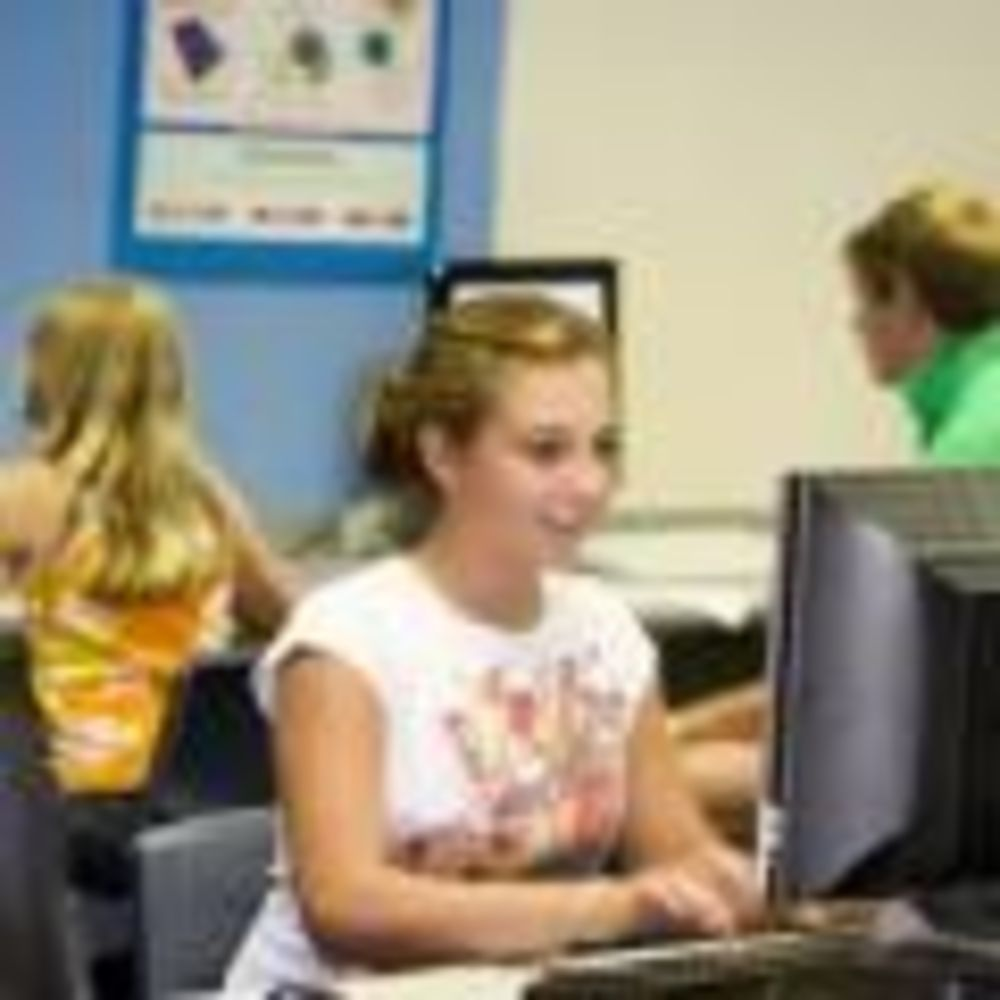 Компьютерный класс Bede's Dicker