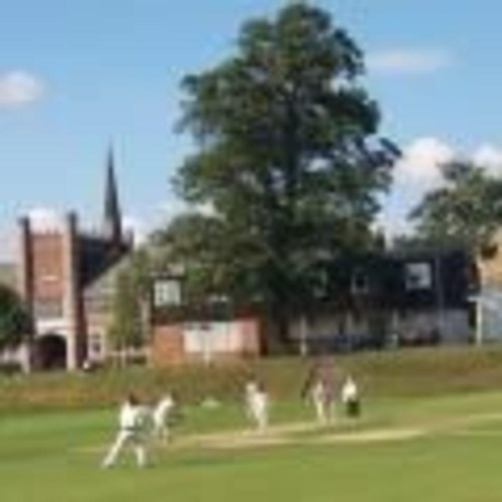 Крикет St. Peter's School
