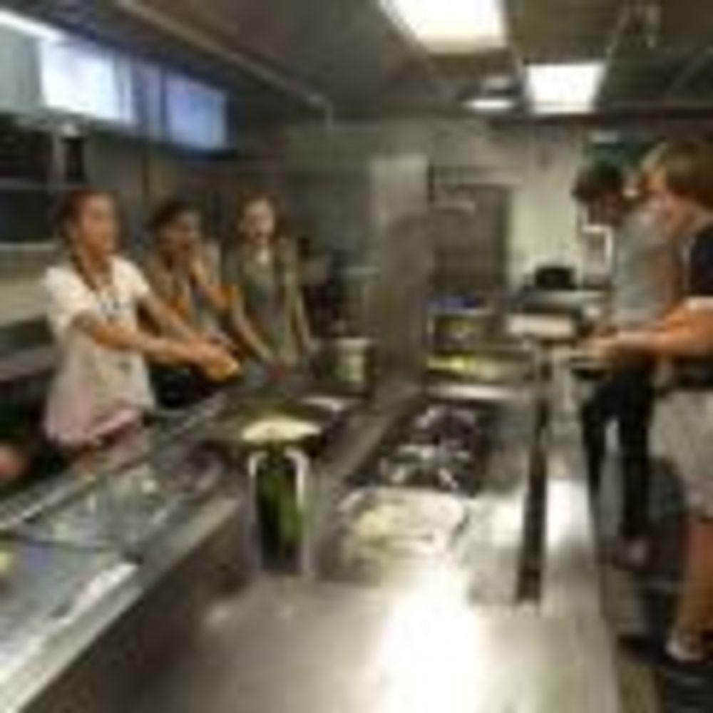 Кулинария TASIS Summer School