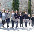 Lady Elizabeth School ученики разных возрастов