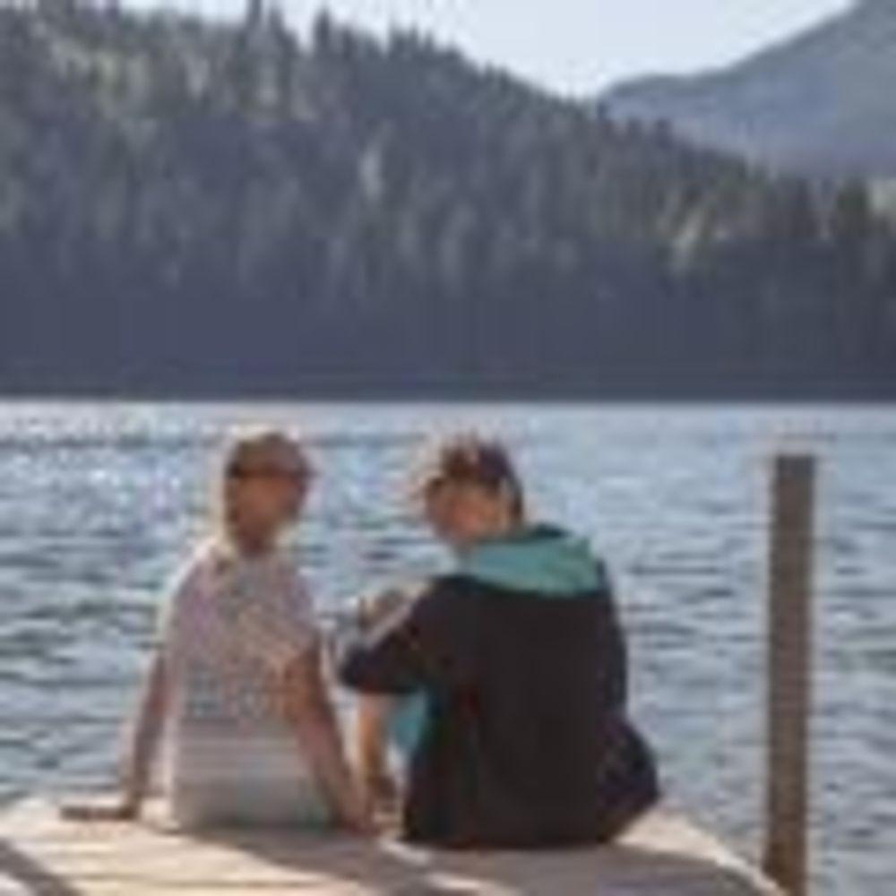 German Language School, отдых на озере