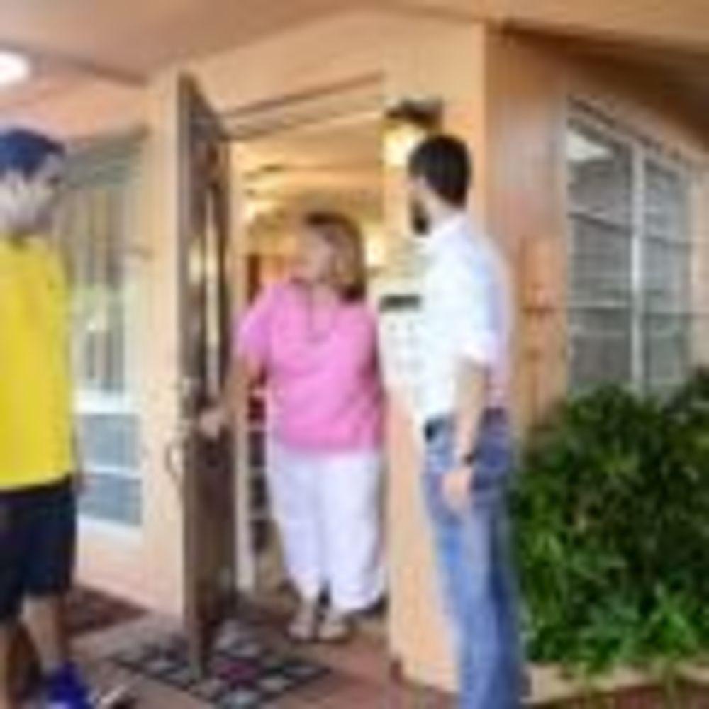 принимающая семья в лагере LAL Fort Lauderdale