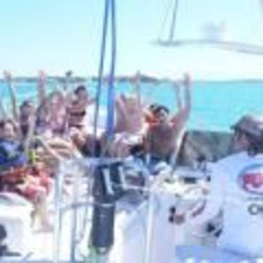 прогулка на яхте в лагепе LAL Fort Lauderdale
